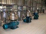 酪農場の遠心分離機の分離器