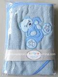 Couverture de bébé d'essuie-main de /Hooded d'essuie-main de Bath de bébé