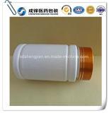 пластичные фармацевтические бутылки любимчика 100ml/белые бутылки любимчика микстуры