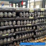 3.5oz schwarze pp. gesponnene Weed Steuerung, die Gewebe landschaftlich verschönert