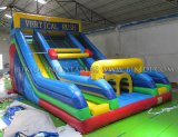 팽창식 Bouncy Slide, Inflatable Dry Slide Toy, Kids를 위한 Obstacle Slide Commercial Inflatable Slide