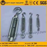 Drop forged Standard DIN 1480 Wire Rope Turnbuckle