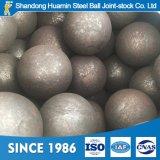 セメントの球の粉砕の製造所のための高いクロム炭素鋼の球