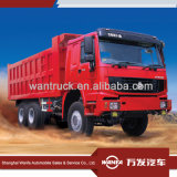 Sinotruk Zz3257n3857A 336 HPのダンプトラック