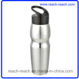 Frascos dos esportes, garrafas de água do aço inoxidável (R-9015)