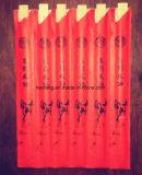 Familia utilizar los mejores palillos de bambú desechables con muchos estilos