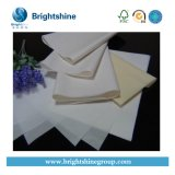 papel impermeable a la grasa blanco 30g/38g/40g y coloreado imprimible