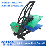 Máquina de alta presión III de la prensa del calor de Suntek