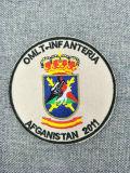 Correções de programa bordadas do bordado do emblema Applique feito sob encomenda