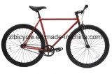 FixieのバイクのFixiedギヤ自転車