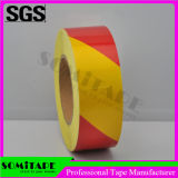 Fita reflexiva do espaço livre da etiqueta da força de Somitape Sh510 com cores vermelhas