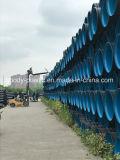 Tubo ondulato doppio sepolto di drenaggio del PE dell'HDPE