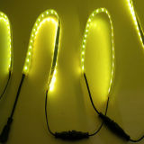 Pixeles flexibles de la luz de tira de DMX LED 48 LED 16