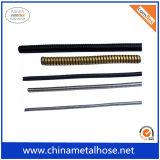Conductos revestidos galvanizados del PVC de la flexión de acero