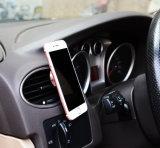 Sostenedor universal del teléfono móvil del soporte del montaje de la salida de aire del sostenedor magnético del teléfono del coche de metal para Huawei P10