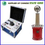 Transformator van de Test van Hv van het Meetapparaat van Hipot van de Hoogspanning van het Type van gas de Opblaasbare