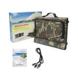 caricatore solare Emergency pieghevole portatile 15W per il campeggio esterno