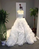 Gorgeous Princess Ball Gown Design vestido de casamento nupcial