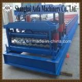 Крен плитки крыши цвета 960 бамбуков стальной формируя машину (AF-1220mm)
