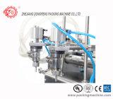 ステンレス鋼の空気の半自動液体のびんの充填機(DYF)