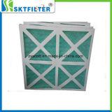 Filtro dell'aria pieghettato G3 con il blocco per grafici del cartone