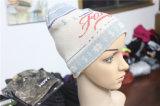 Короткий акриловый шлем Beanie с изготовленный на заказ логосом печатание