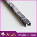 Strisce di bordo di alluminio dell'angolo delle mattonelle di ceramica per uso domestico