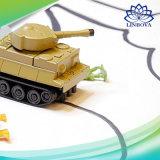 De magische Pen die van de Tank van het Stuk speelgoed van het Leger het Mini Aanleidinggevende Speelgoed van de Auto voor Jonge geitjes trekken