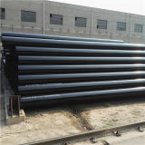 API 5L GR. B ASTM A53 GR. Tubo de gas de acero de B