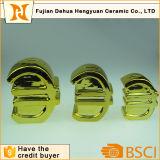 colore 3D 4 che placca la Banca Piggy dell'euro segno di ceramica
