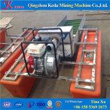 De kleine Gouden Baggermachine van de Boot van de Dieselmotor