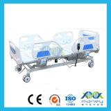 Elektrisches fünf Funktions-Krankenpflege-Motorantriebsbett für Krankenhaus (MN002-8)