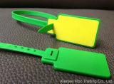 Marke der Alien-H3/Impinj Identifikation-Chip-Plastikkennsatz-Gleichheit-RFID für Logistik