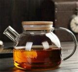 verrerie de Borosilicate de 1L 1.8L/cruche de bac de pichet de Brew générateur de thé froid/eau froide/bac de jus de fruits de choc d'eau froide
