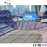 Alta visualizzazione di LED fissa di colore completo della soluzione P5 per lo stadio