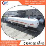 半工場直接40000L 45000L 50000Lディーゼル油の燃料のタンカータンクトレーラー