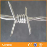 Горяч-Окунутая гальванизированная загородка веса колючей проволоки колючий