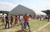 Barraca ao ar livre do casamento do partido da barraca do famoso do casamento da barraca da curva do partido da barraca do evento da curva