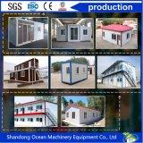 다중목적을%s 안전한 안정되어 있는 건축을%s 가진 쉬운 임명 강철 구조물 Prefabricated 집