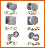 Molettes de porte bon marché de matériel d'acier inoxydable