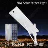 Straßenlaterneder Leistungs-60W im Freien Solar-LED mit 5 Jahren Garantie-heißen Verkaufs-in Afrika