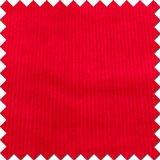 Weiches Baumwollspandex-Kordsamt-Gewebe des Kleides