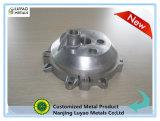 CNC подвергая механической обработке с центром 5 Axle подвергая механической обработке/обслуживанием алюминия подвергая механической обработке