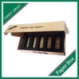 Kundenspezifischer gewölbter sendender Kasten-Verpackungs-Kasten