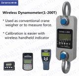 dinamómetro sin hilos 200t/Dyna-Conexión con el indicador de mano (DL-W)