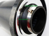 カーボン車のEnginのエアー・フィルタ3in 76mmの首のユニバーサルポッドフィルター取入口の管