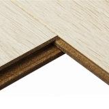Plancher de stratifié de chêne blanc