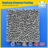 금속 여과 실리콘 탄화물 세라믹 거품 필터