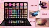 Gama de colores orgánica del sombreador de ojos del tono de la tierra del maquillaje 78colors