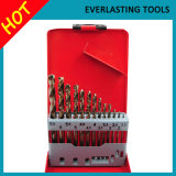 HSS Cobalt Twist Drill Bits Set (13PCS/19PCS/25PCS)